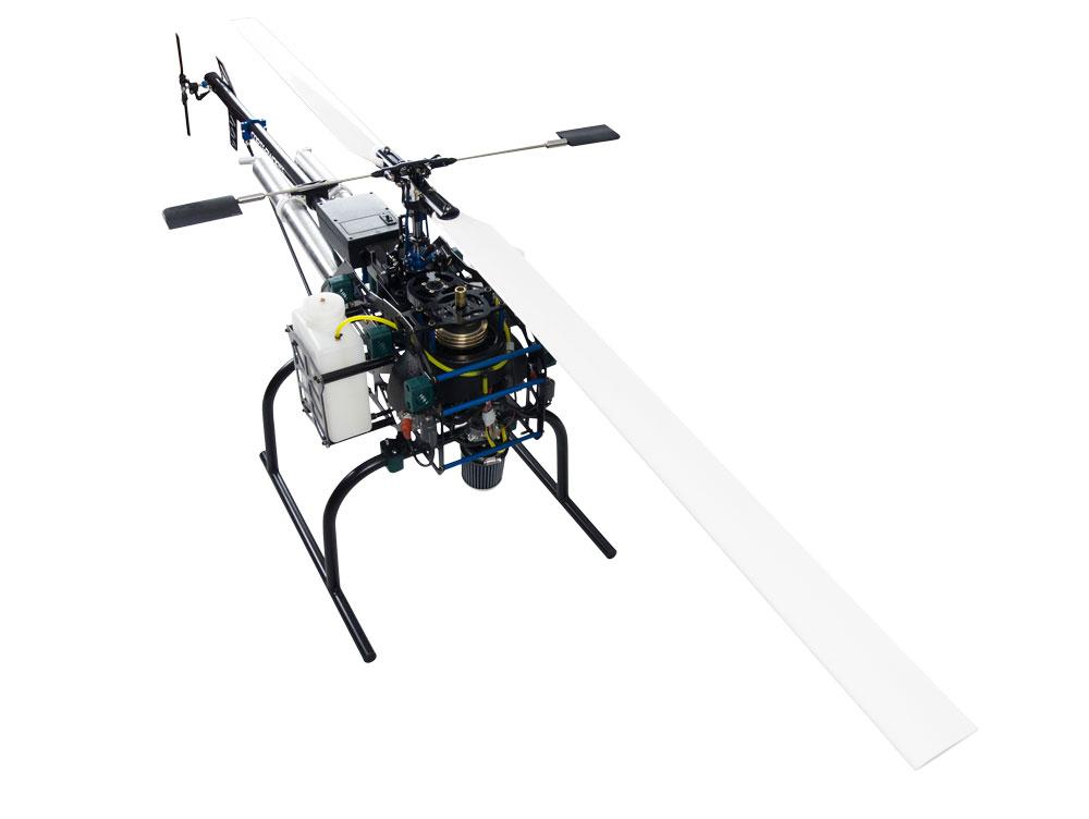 Copterworks AF30 UAV helicopter airframe