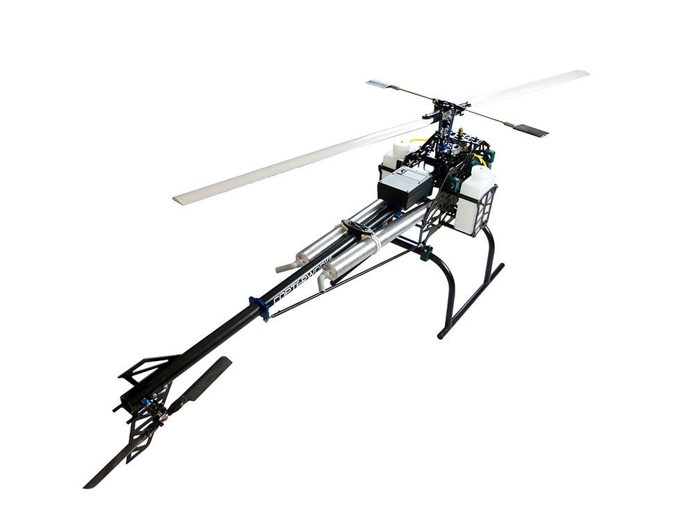 Copterworks AF30 UAV helicopter